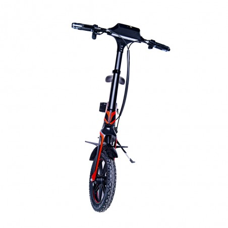 Scooter Robstep Racing 7000 Rojo 3
